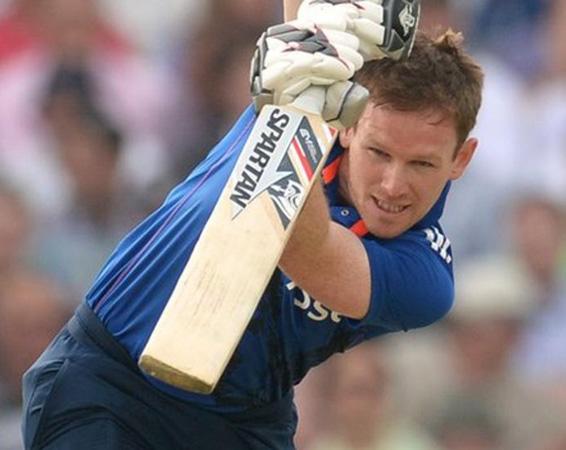 File photo of England T20 captain Eoin Morgan. Photo: Reuters