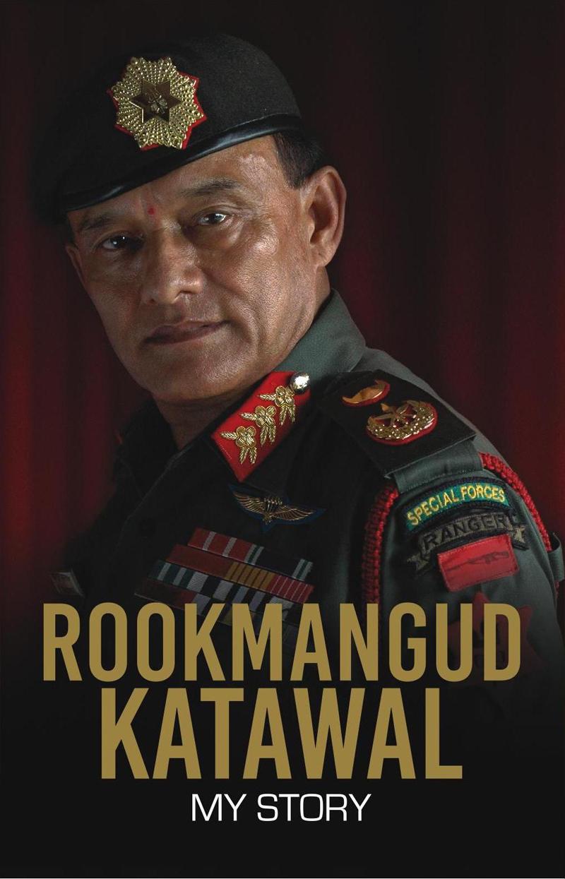 Cover of 'Rookmangud Katawal: My Life'