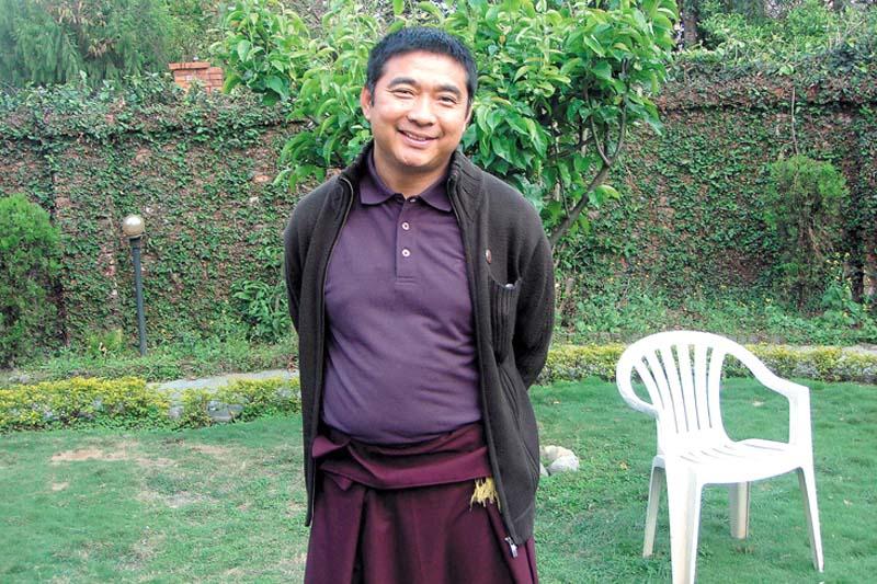 Lharkyal Lama. Photo: THT/ File