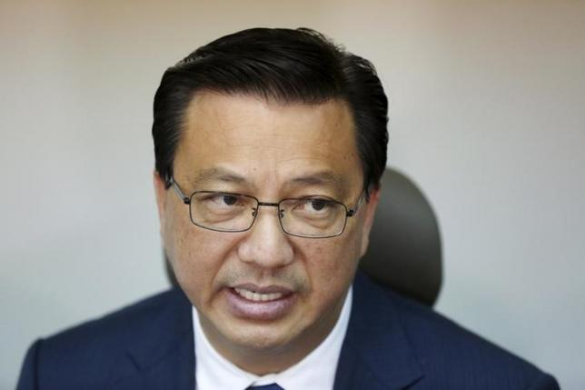Malaysia's transport minister Liow Tiong Lai speaks at a news conference about debris found on a beach in Mozambique that may be from missing Malaysia Airlines flight MH370, in Kuala Lumpur, Malaysia, March 3, 2016.  REUTERS/Olivia Harris