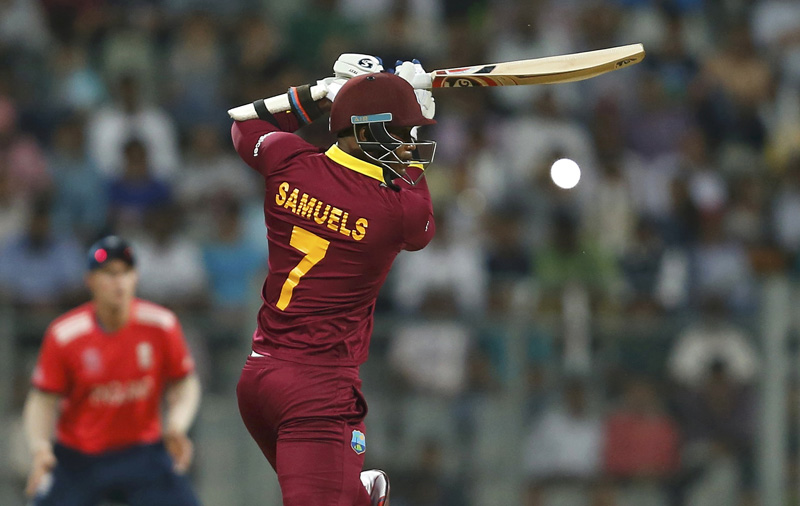 West Indies Marlon Samuels