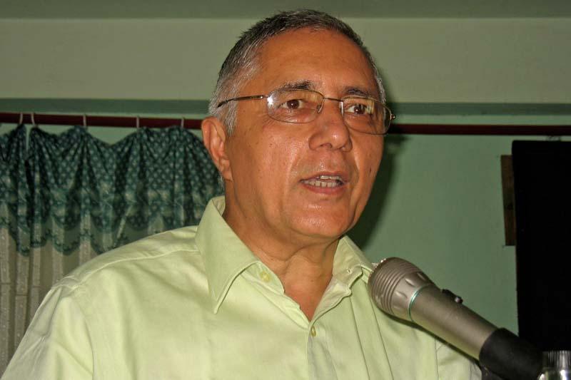 Shekhar Koirala. Photo: THT/ File