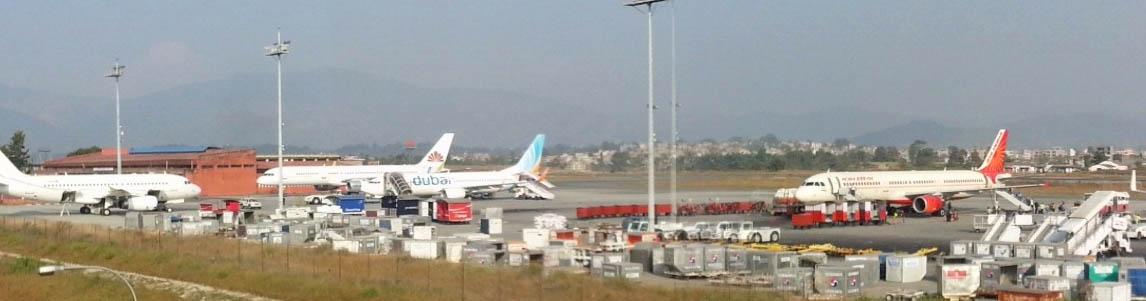 Tribhuvan International Airport. File Photo