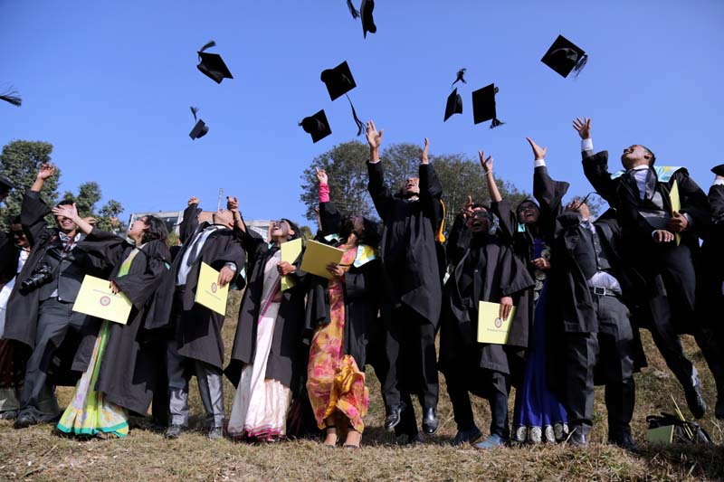 Kathmandu University. Photo Courtesy: Nitisha Subba Wanem