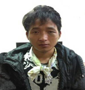 Kidnapped Nepali migrant worker Krishna Gurung rescued in Athens, Greece. Photo: CIB