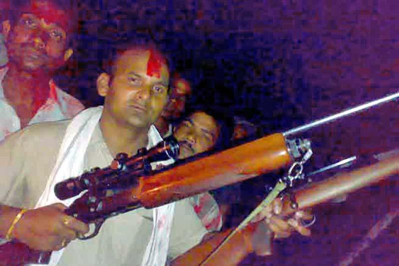 Suspended lawmaker Sanjay Sah. Photo: THT/ File