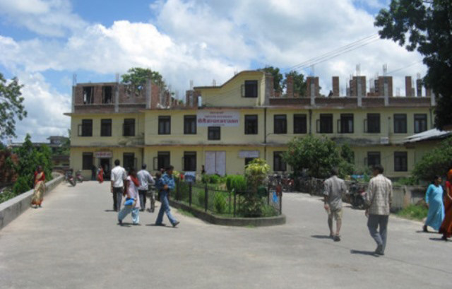 Seti Zonal Hospital in Dhangadhi of Kailali. Photo: THT/File