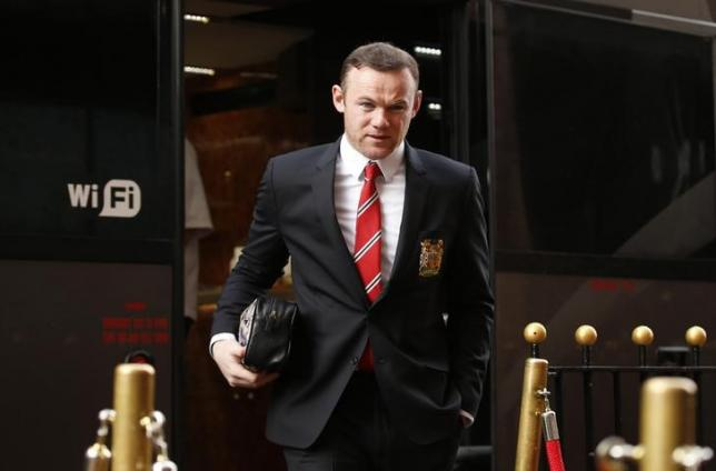 Football Soccer - Sunderland v Manchester United - Barclays Premier League - Stadium of Light - 13/2/16nManchester United's Wayne Rooney arrives before the matchnAction Images via Reuters / Lee Smith