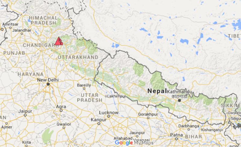 10 Nepalis killed in Uttarakhand landslide.