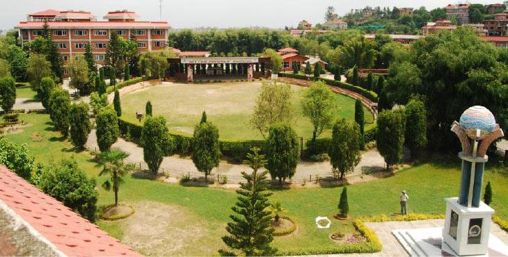 The Little Angels School, Hattiban, Lalitpur. Photo: http://www.las.edu.np/