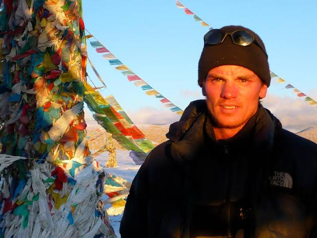 Eric Arnold from the Netherlands had survived last year's avalanche in the Everest region. Photo: Facebook/ Eric Arnold
