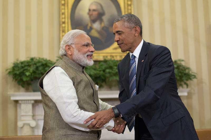 Barack Obama and Narendra Modi in Nuclear Suppliers Group