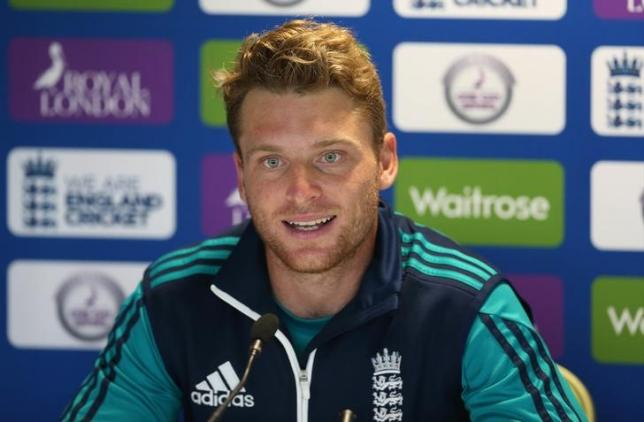 Britain Cricket - England Press Conference - Edgbaston - 23/6/16nEngland's Jos Buttler during the press conferencenAction Images via Reuters / Matthew Childs/ Livepic