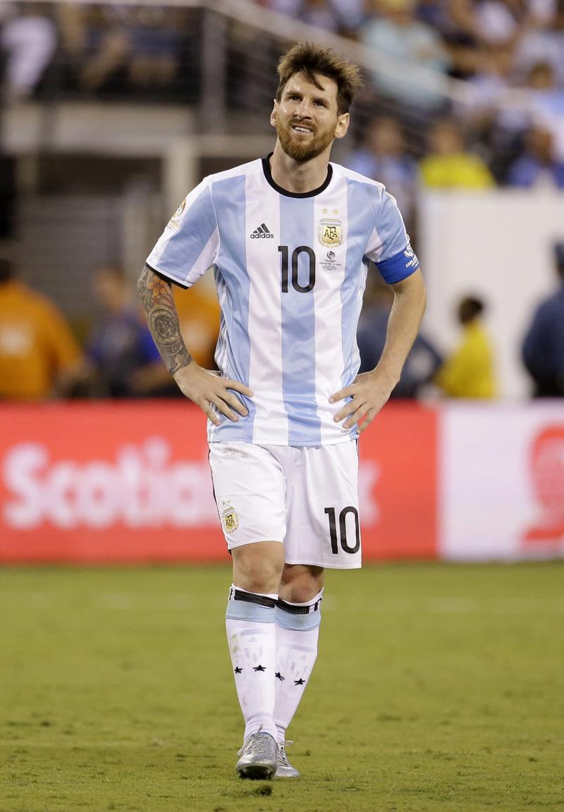 Copa America Centenario, Argentina, Lionel Messi