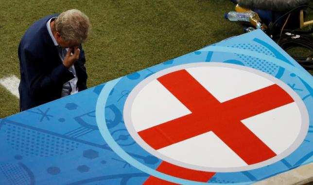 England head coach Roy Hodgson nREUTERS/Yves Herman