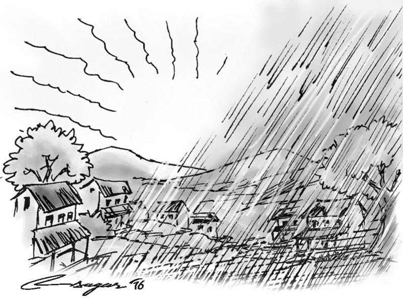 Natural disasters, Climate change, earthquakes, floods, landslide