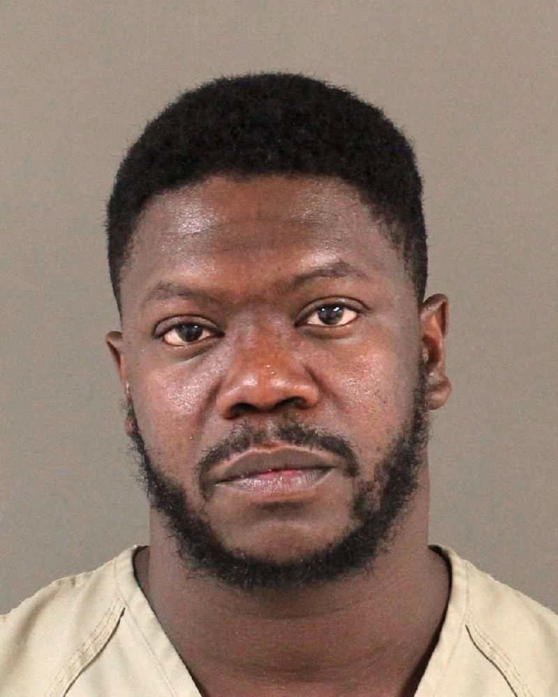 Rayshon Alexander of Columbus, Ohio who was arrested July 11, 2016, and has pleaded not guilty to 20 counts, including murder, following a death and nine other overdoses that investigators say were caused by drugs that buyers thought were heroin but were actually the animal tranquiliser carfentanil, used to sedate elephants and other large animals because it's 10,000 times as potent as morphine. Photo: Franklin County Sheriff's Office via AP