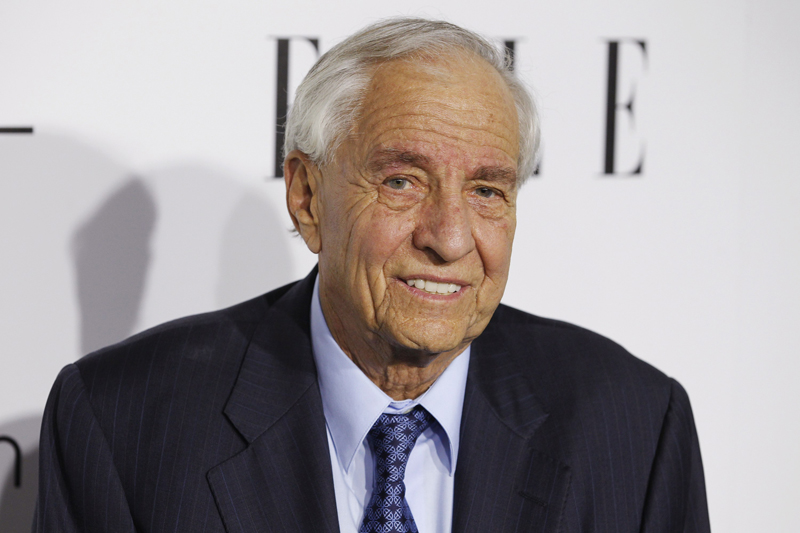 Director Garry Marshall arrives as a guest at the 19th Annual ELLE Women in Hollywood dinner in Beverly Hills, California on October 15, 2012.Photo: REUTERS/File Photo