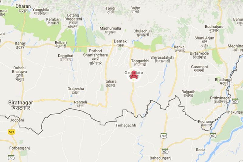 Gauradaha, Jhapa