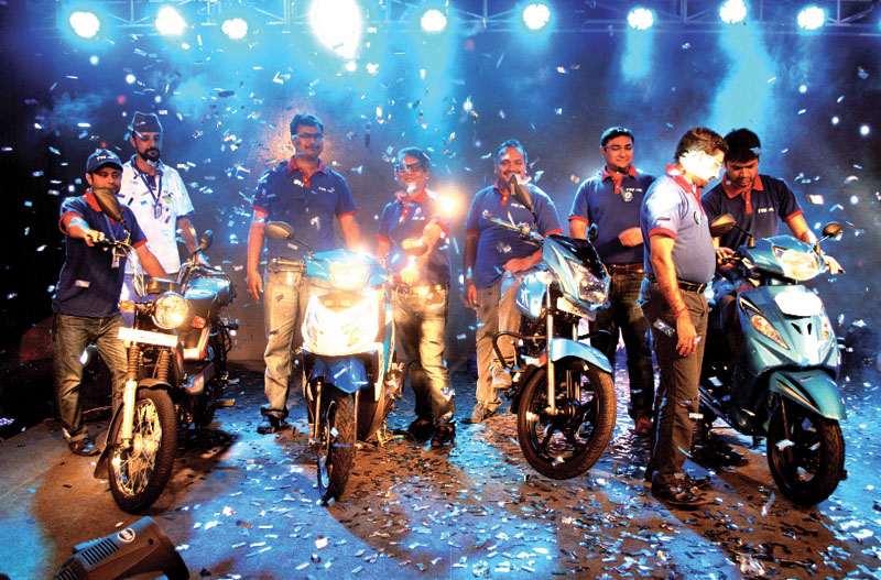 Jagdamba Motors Pvt Ltd, authorised distributor of TVS, conducted their Annual Dealer Conference, 2016-17 from July 12 to July 14 with the slogan u2018Together we grow strongeru2019.