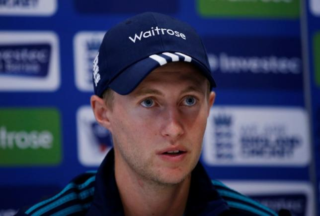 Britain Cricket - England Press Conference - Lord's - 12/7/16nEngland's Joe Root during a press conference nAction Images via Reuters / Andrew Boyers/ Livepic