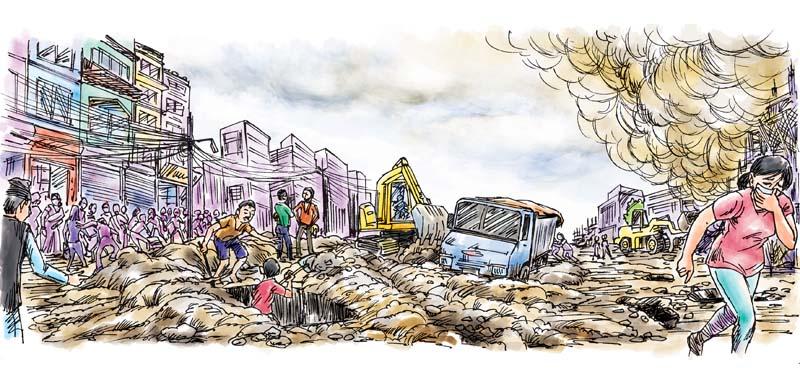Graphic Illustration: Ratna Sagar Shrestha/ THT