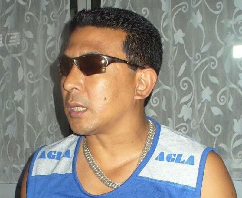Rajiv Gurung alias Deepak Manange Photo: Facebook