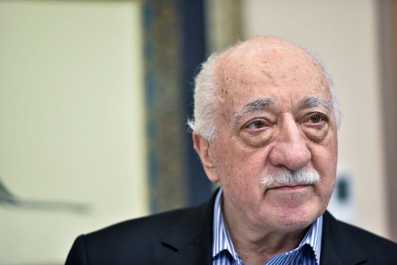 FILE- US based cleric Fethullah Gulen at his home in Saylorsburg, Pennsylvania, US July 29, 2016. Photo: REUTERS
