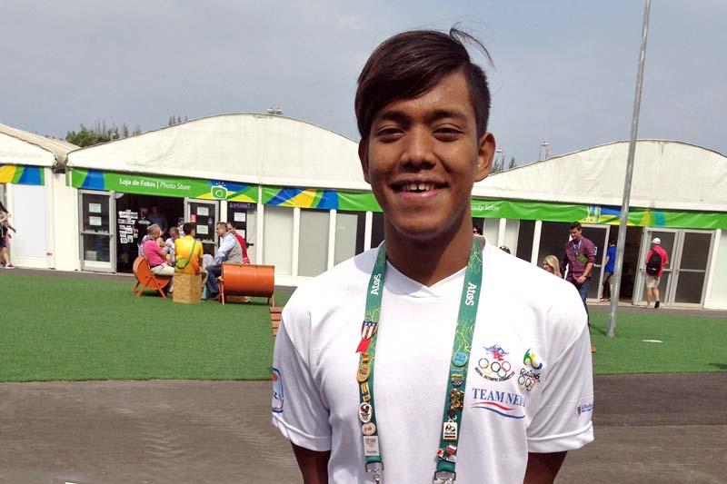 Shirish Gurung. Photo: THT