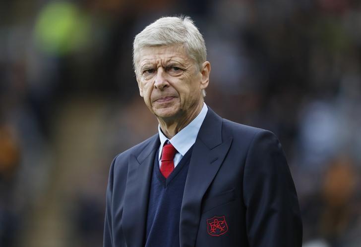 Football Soccer Britain - Hull City v Arsenal - Premier League - The Kingston Communications Stadium - 17/9/16nArsenal manager Arsene Wenger nReuters / Russell CheynenLivepic