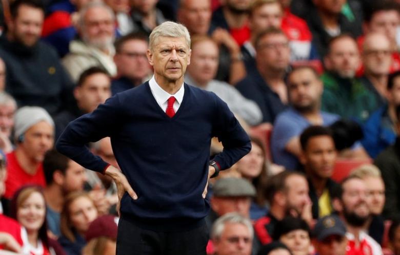 Britain Soccer Football - Arsenal v Southampton - Premier League - Emirates Stadium - 10/9/16. Arsenal manager Arsene Wenger. Action Images via Reuters / John SibleynLivepic