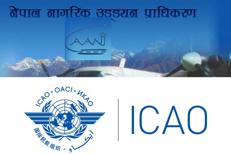 Photos: CAAN/ ICAO