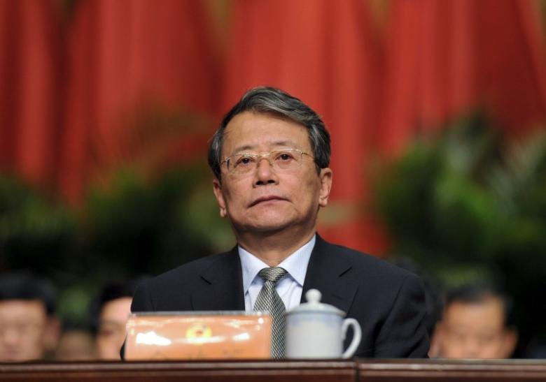 Ling Zhengce, deputy chairman of the Shanxi branch of the Chinese People's Political Consultative Conference (CPPCC), attends a meeting in Taiyuan, Shanxi province, China, in this January 22, 2013 file photo. REUTERS/Stringer/REUTERS
