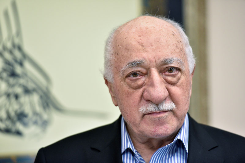 US based cleric Fethullah Gulen at his home in Saylorsburg, Pennsylvania, US July 29, 2016. Photo: Reuters