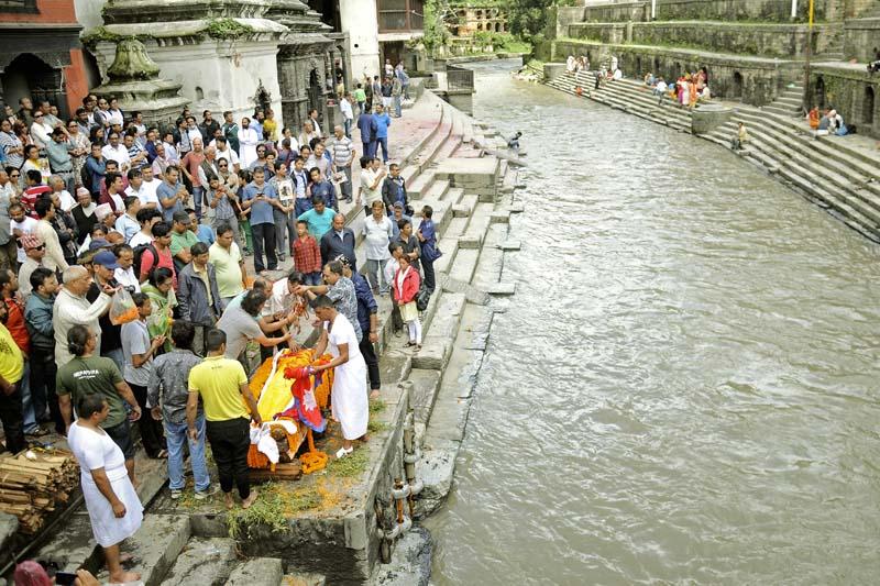 Photo: Bal Krishna Chhetri/ THT