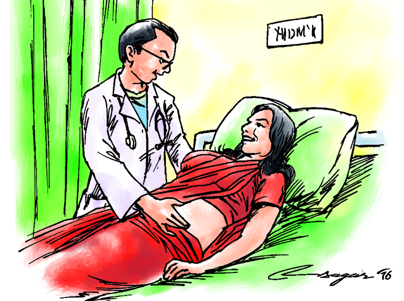Public health, doctors,, health check-up, hospital, medical treatment