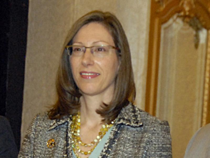 US Ambassador to Nepal Alaina B Teplitz. Photo: THT/File