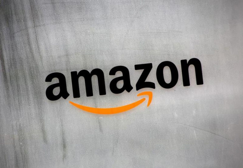 Amazon.com's logo is seen at Amazon Japan's office building in Tokyo, Japan, on August 8, 2016.  Photo: Reuters