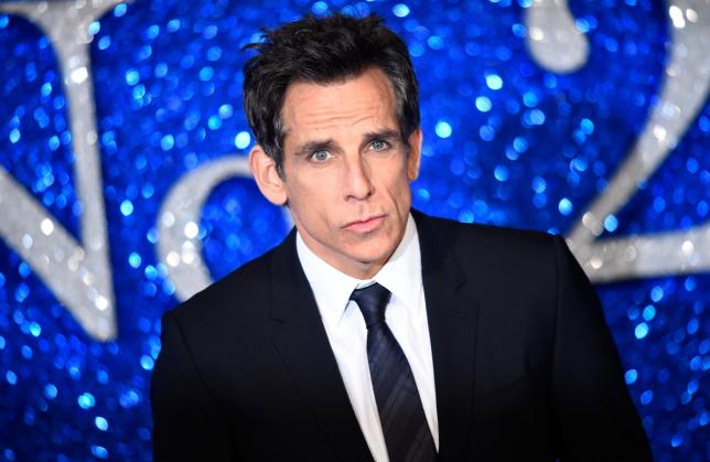 FILE PHOTO --  Ben Stiller poses for photographers at the screening of Zoolander 2 at a cinema in central London, February 4, 2016. REUTERS/Dylan Martinez/File Photo