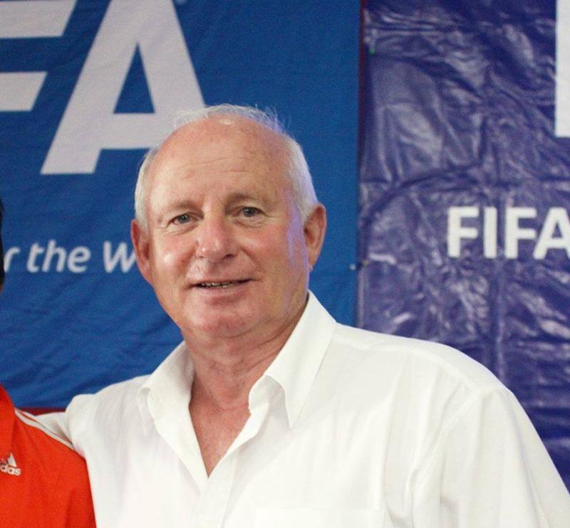 FIFA Instructor Jochen Figge. Photo: THT