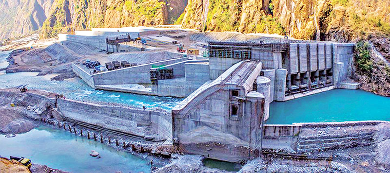 Hydropower projects. Photo: THT