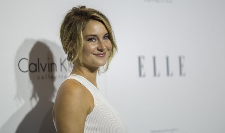Actress Shailene Woodley poses at the 22nd annual ELLE Women in Hollywood Awards in Los Angeles, California October 19, 2015.  REUTERS/Mario Anzuoni/Files