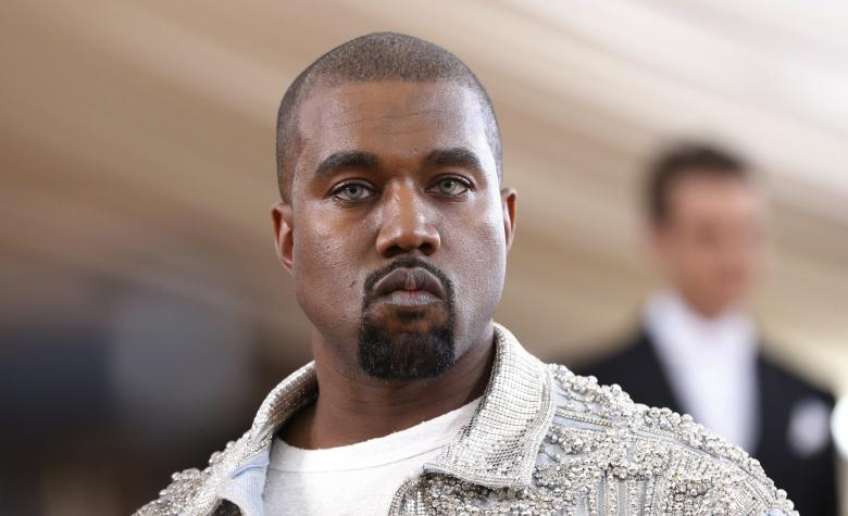Entertainer Kanye West arrives at the Metropolitan Museum of Art Costume Institute Gala in New York, May 2, 2016.    REUTERS/Lucas Jackson/File Photo - RTX2UAVH