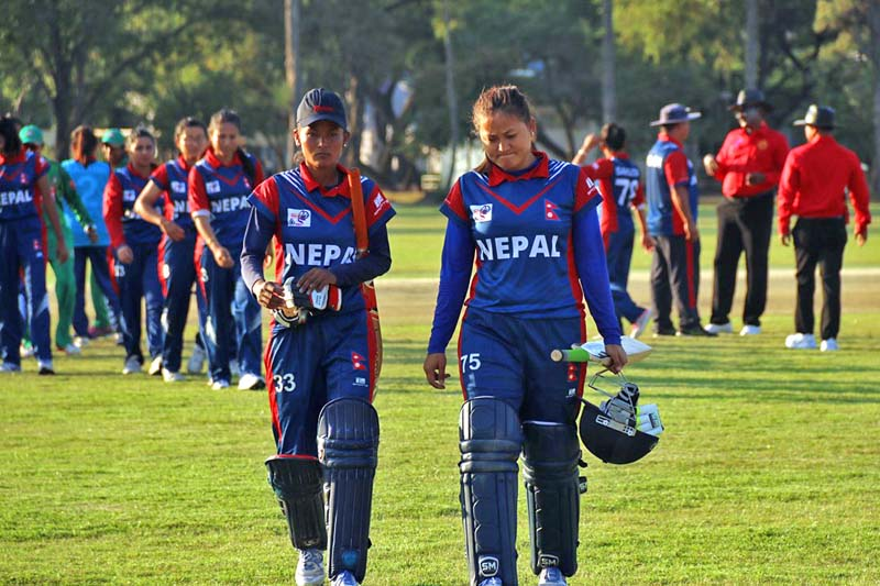 Nepal suffer another humiliation as B'desh win by 92 runs - The Himalayan  Times - Nepal's No.1 English Daily Newspaper | Nepal News, Latest Politics,  Business, World, Sports, Entertainment, Travel, Life Style News