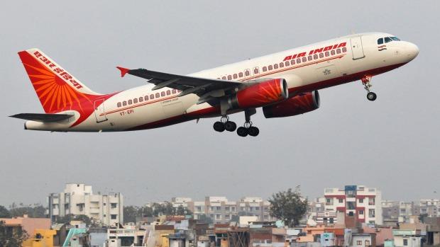 An Air India aircraft. Photo: Reuters