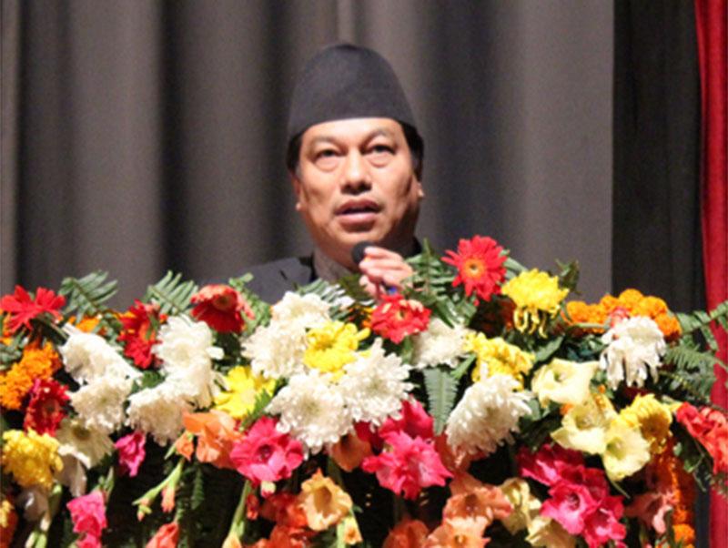 Attorney General Raman Kumar Shrestha. Photo courtesy: OAG