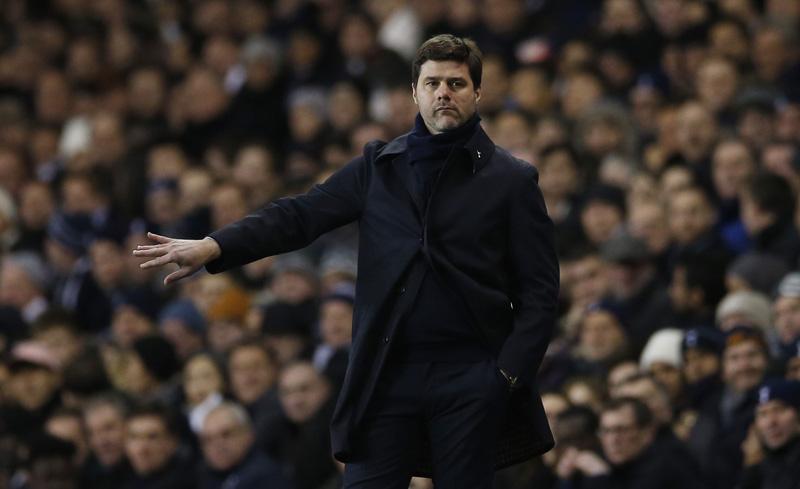 Tottenham manager Mauricio Pochettino. Photo: Reuters