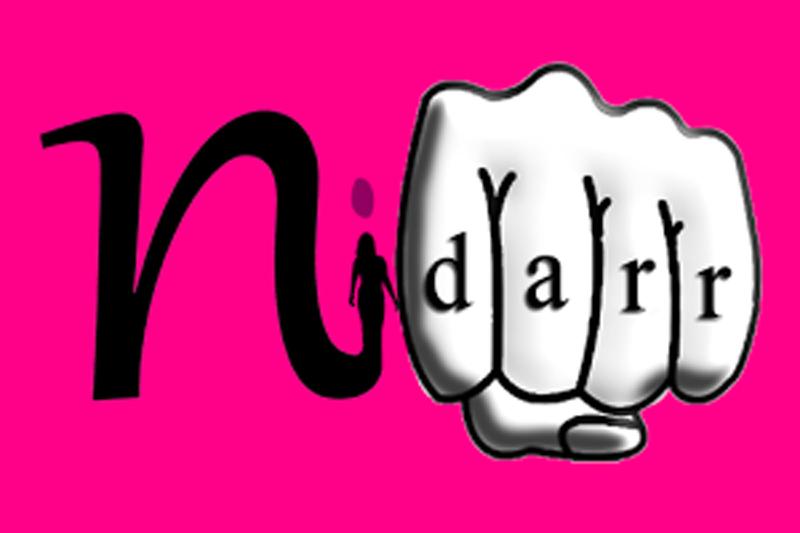 NiDARR is a self-help cell phone application designed to mitigate gender-based violence by Ujyalo Foundation.