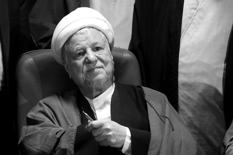 FILE - Former Iranian President Akbar Hashemi Rafsanjani, registers his candidacy for the elections of the Experts Assembly in Tehran, Iran, on December 21, 2015. Photo: AP