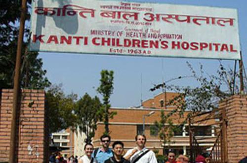 Kanti Children's Hospital. Photo: THT/File